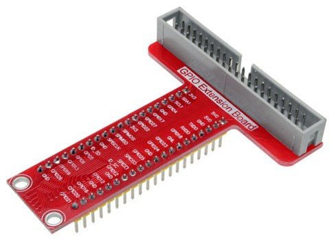 GPIO Expansion T Board for Raspberry Pi 2/3/B+