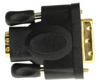 HDMI Receptacle to DVI Receptacle Adapter