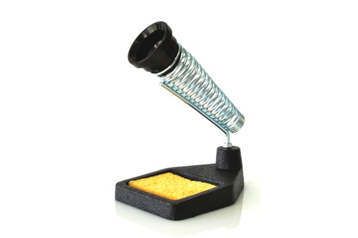 HEAVY DUTY CAST BASE SOLDERING IRON STAND