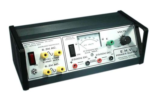 IEC EXTRA HIGH VOLTAGE LABORATORY POWER SUPPLY
