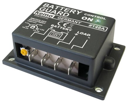 Kemo M148A Low Voltage Battery Protector