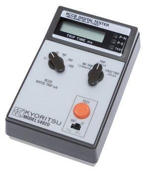 KYORITSU 5402D ELCB/RCD TESTER