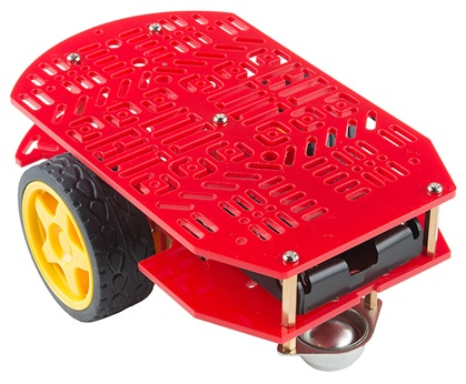 Magician Robot Chassis by Sparkfun