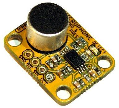 Microphone Sound Input Module By Freetronics