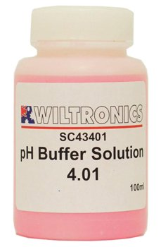 pH BUFFER 4.01 RED IN COLOR 100ML