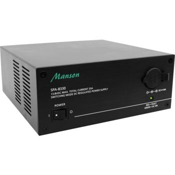REGULATED POWER SUPPLY 13.8VDC 30AMP