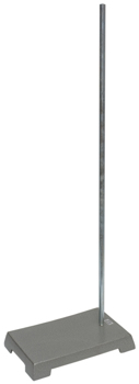 Retort Stand 600mm With 225x150mm cast iron base