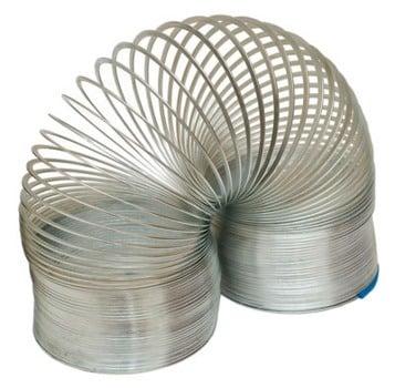 Slinky Waveform Demonstration