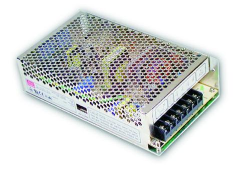 SMPS 15VDC 150WATT (10AMP)