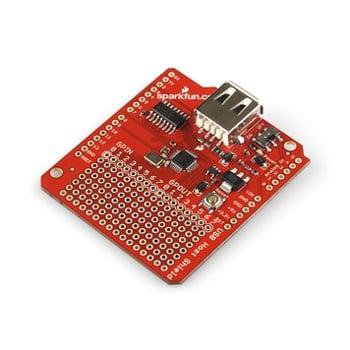 USB Host Shield by Sparkfun