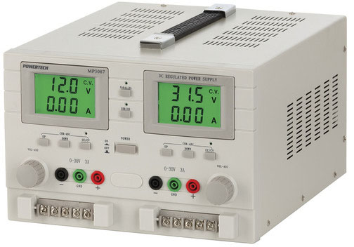 Laboratory Power Supply Dual Tracking Dual Output 32vdc