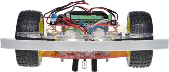 Pixace Line Tracker Bump Buggy Kit Front