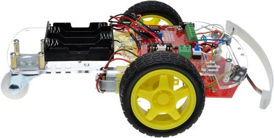 Pixace Line Tracker Bump Buggy Kit Side