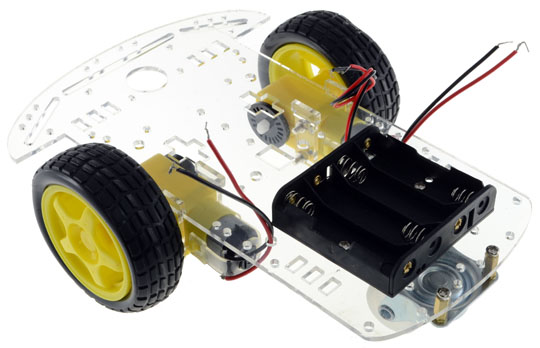 Robotic Buggy Chassis