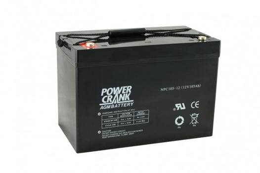 12V 110AH SLA BATTERY SOLAR KING BRAND