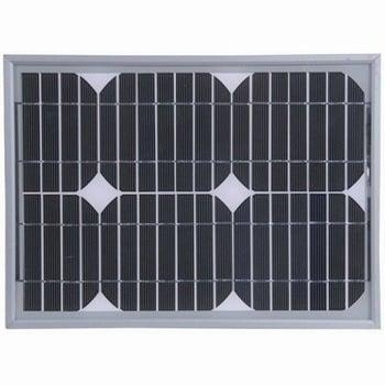 12VOLT 10WATT MONOCRYSTALLINE SOLAR PANEL 396x289mm