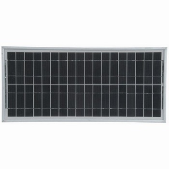 12VOLT 20WATT MONOCRYSTALLINE SOLAR PANEL 639x294mm
