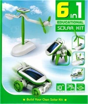 6 IN 1 SOLAR MODEL KIT