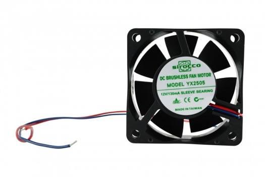 60MM X 25MM 12VDC COOLING FAN