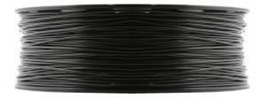ABS 3D SMARTREEL PRINT FILAMENT FOR ROBOX® - BLACK AS NIGHT 240MTR REEL
