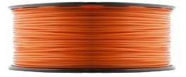 ABS 3D SMARTREEL PRINT FILAMENT FOR ROBOX® - HIGHWAY ORANGE 240MTR REEL