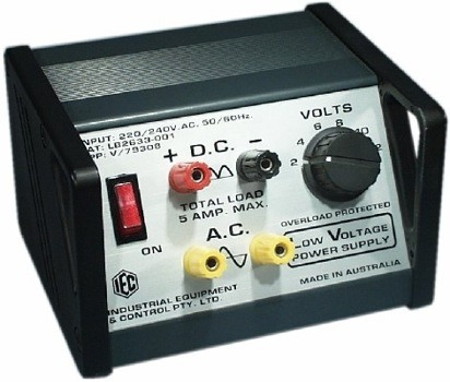 IEC SWITCHABLE POWER SUPPLY 5 AMP (LB2633-001)