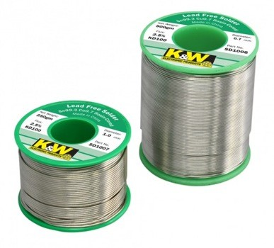 LEAD FREE SOLDER .70mm 250GM ROLL