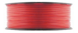 PLA 3D SMARTREEL PRINT FILAMENT FOR ROBOX® - DYNAMITE RED 240MTR REEL