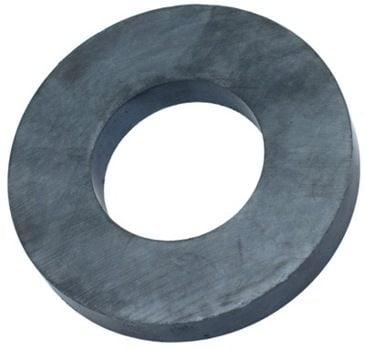 RING MAGNET LARGE 100mm O.D.x 50mm I.D. x12mm
