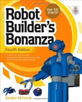 Robotics Bonanza Book 4th Edition Cover