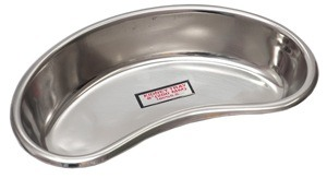 STAINLESS STEEL KIDNEY TRAY - 200MM
