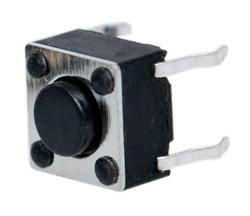 TACTILE SWITCH SPST 6X6MM