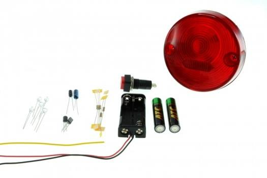 Bicycle Tail Light Flasher kit