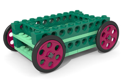 Whybricks Car Build