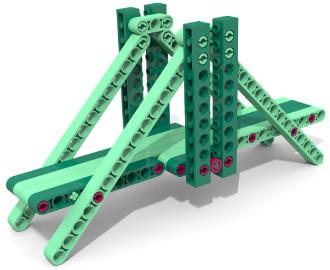 Whybricks Stronger Bridge Build