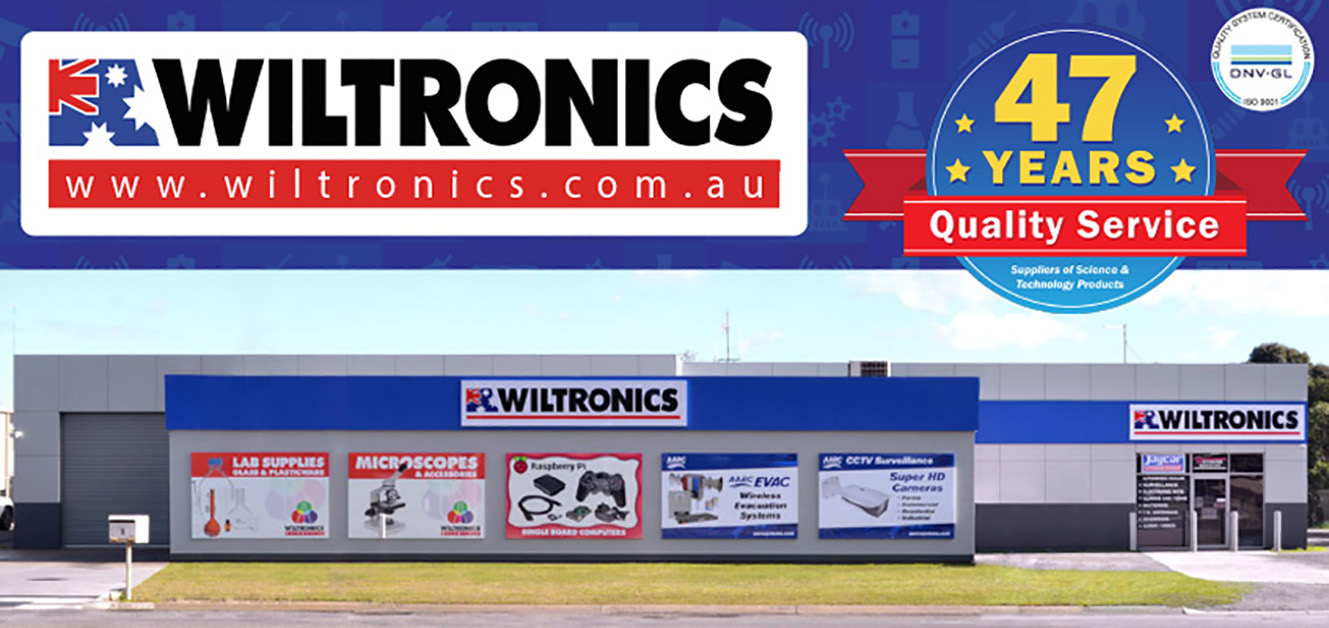 Wiltronics - 47 Years of Quality Service